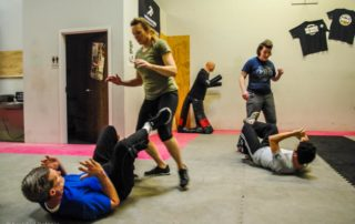 Women and Krav Maga