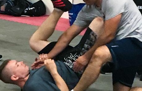 Kore Self Defense Krav Maga Training