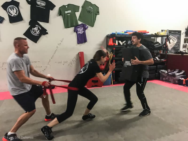 About Us | Kore Self Defense & Krav Maga