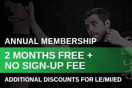 Kore Annual Membership Discount